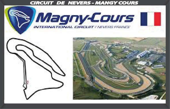 journee type Magny-cours